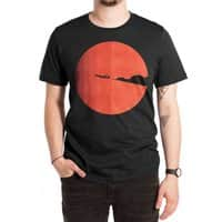 The Long Goodbye (Black Variant) - mens-extra-soft-tee - small view