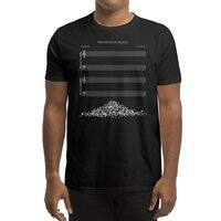 The Sound of Silence (Black Variant) - mens-regular-tee - small view