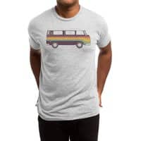 Van Rainbow - mens-triblend-tee - small view
