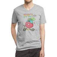 Radish - vneck - small view