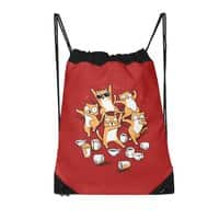 Party Party Party - drawstring-bag - small view