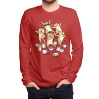 Party Party Party - mens-long-sleeve-tee - small view