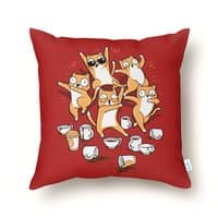 Party Party Party - throw-pillow - small view