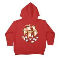 Party Party Party - toddler-zip-up-hoody - small view