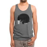 The Pianist - mens-triblend-tank - small view