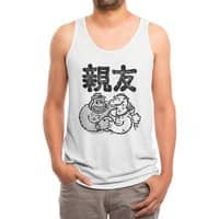 Buddy Love - mens-triblend-tank - small view