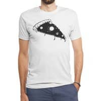 pizza space - mens-triblend-tee - small view