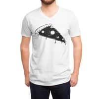 pizza space - vneck - small view