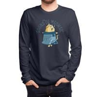 The Sound of Meowsic - mens-long-sleeve-tee - small view