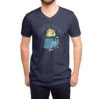 The Sound of Meowsic - vneck - small view