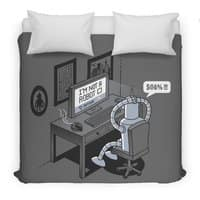 Robot Problems - duvet-cover - small view