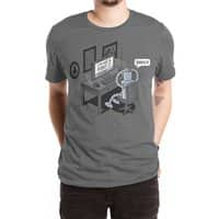 Robot Problems - mens-extra-soft-tee - small view