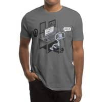Robot Problems - mens-regular-tee - small view