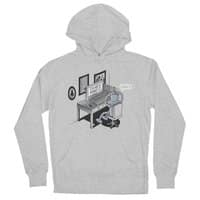 Robot Problems - unisex-lightweight-pullover-hoody - small view