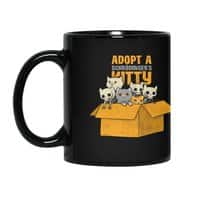 Schrodinger kitties - black-mug - small view