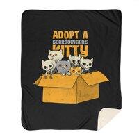 Schrodinger kitties - blanket - small view