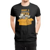 Schrodinger kitties - mens-regular-tee - small view