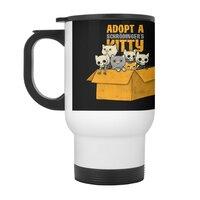 Schrodinger kitties - travel-mug-with-handle - small view