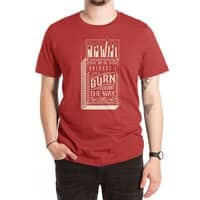 May the bridges I burn... - mens-extra-soft-tee - small view