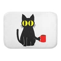 Catfeine - bath-mat - small view