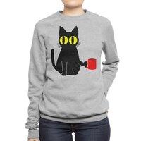 Catfeine - crew-sweatshirt - small view
