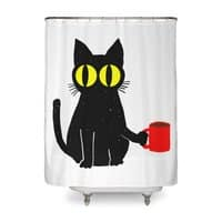 Catfeine - shower-curtain - small view