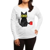 Catfeine - womens-long-sleeve-terry-scoop - small view