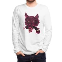 EAT THE RICH - mens-long-sleeve-tee - small view