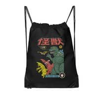 Kaiju Sentai - drawstring-bag - small view