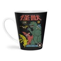 Kaiju Sentai - latte-mug - small view