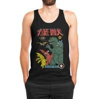 Kaiju Sentai - mens-jersey-tank - small view