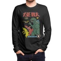 Kaiju Sentai - mens-long-sleeve-tee - small view