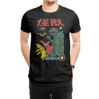 Kaiju Sentai - mens-regular-tee - small view