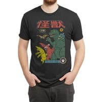 Kaiju Sentai - mens-triblend-tee - small view