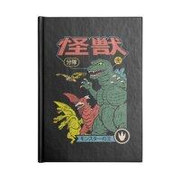 Kaiju Sentai - notebook - small view