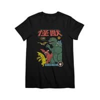 Kaiju Sentai - womens-premium-tee - small view