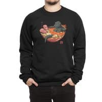 Spicy Lava Ramen King - crew-sweatshirt - small view