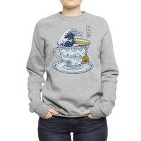 The Great Kanagawa Tee - crew-sweatshirt - small view