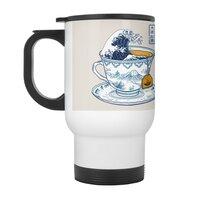 The Great Kanagawa Tee - travel-mug-with-handle - small view