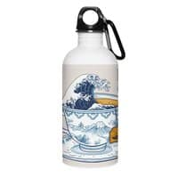 The Great Kanagawa Tee - water-bottle - small view