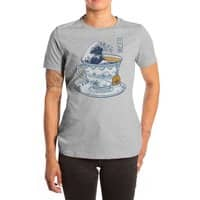 The Great Kanagawa Tee - womens-extra-soft-tee - small view