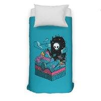 The Visitor - duvet-cover - small view
