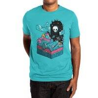 The Visitor - mens-extra-soft-tee - small view