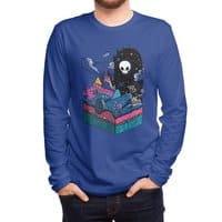 The Visitor - mens-long-sleeve-tee - small view