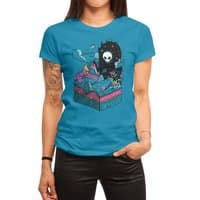 The Visitor - womens-regular-tee - small view