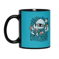 Tentacle Attack - black-mug - small view