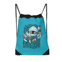 Tentacle Attack - drawstring-bag - small view