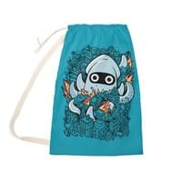 Tentacle Attack - laundry-bag - small view