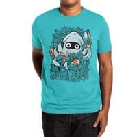 Tentacle Attack - mens-extra-soft-tee - small view