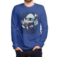 Tentacle Attack - mens-long-sleeve-tee - small view